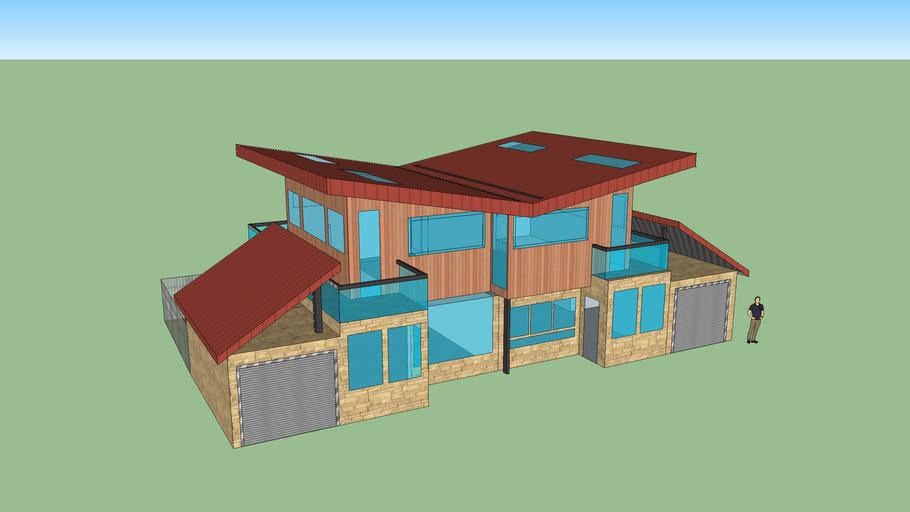DT House 3D Warehouse