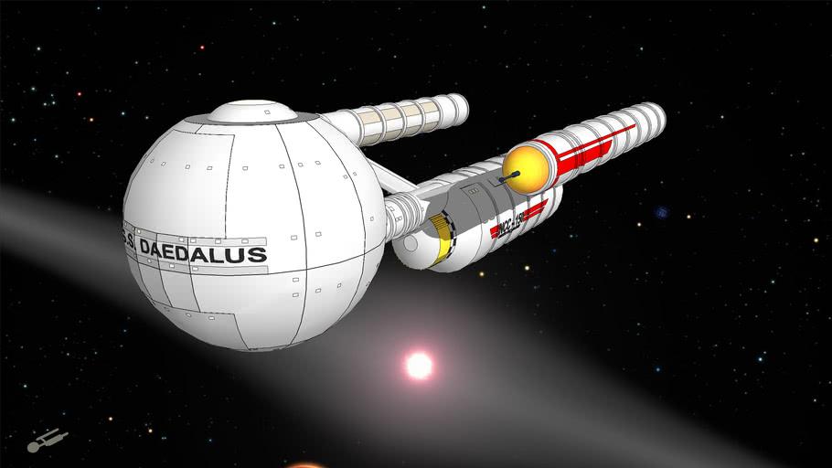 U.S.S. Daedalus (Daedalus class)
