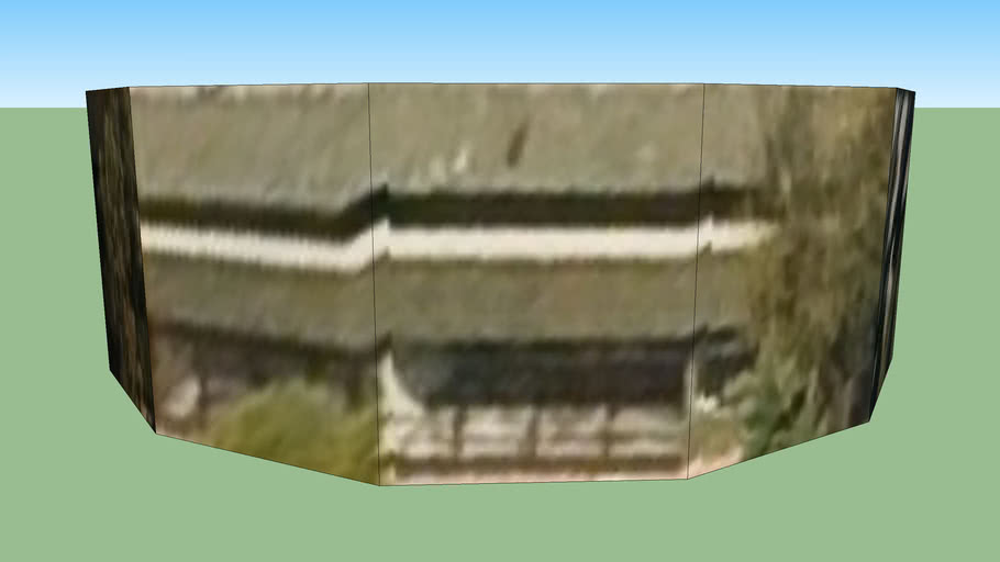 Ēka adresē Mehiko, Federālais apgabals, Meksika