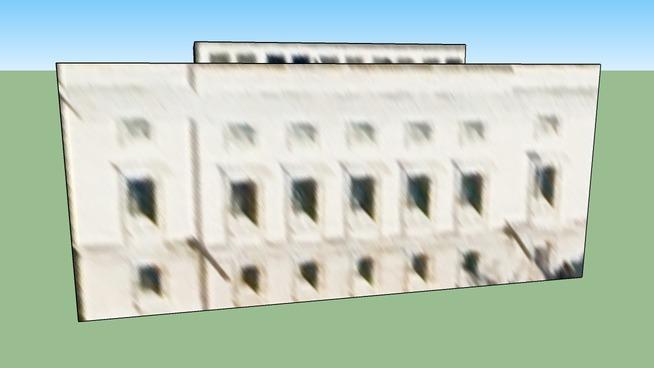 Bâtiment situé Cleveland, Ohio, États-Unis