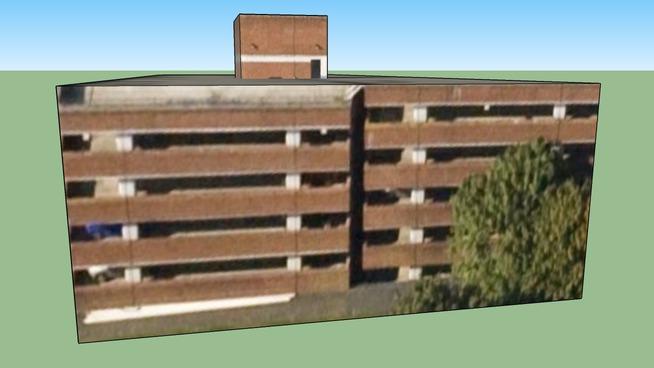 Building in Gabalfa, Cardiff, South Glamorgan CF14 3BW, UK