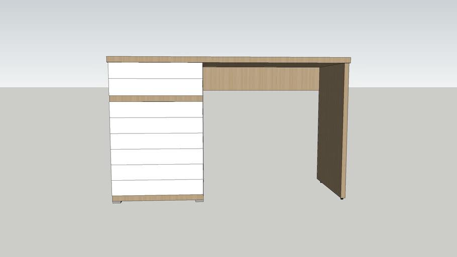computer desk elan forma ideale