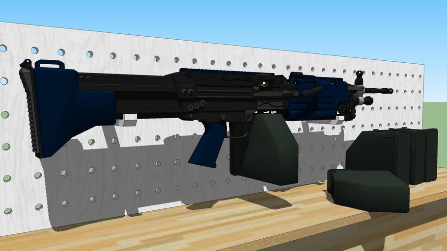 M249 S.A.W