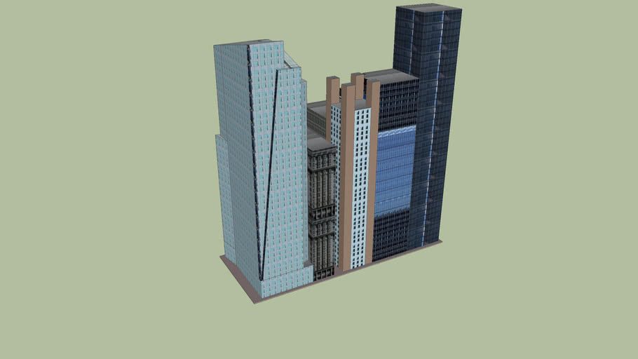 5 Times Square & 11 Times Square