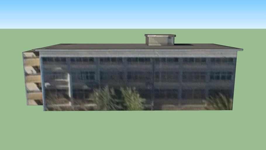 Adresa budovy: Kalamaki, Alimos, Grécko