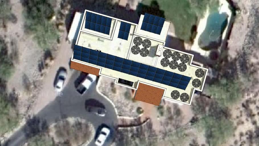 Solar Store 5895 Calle Val Installation