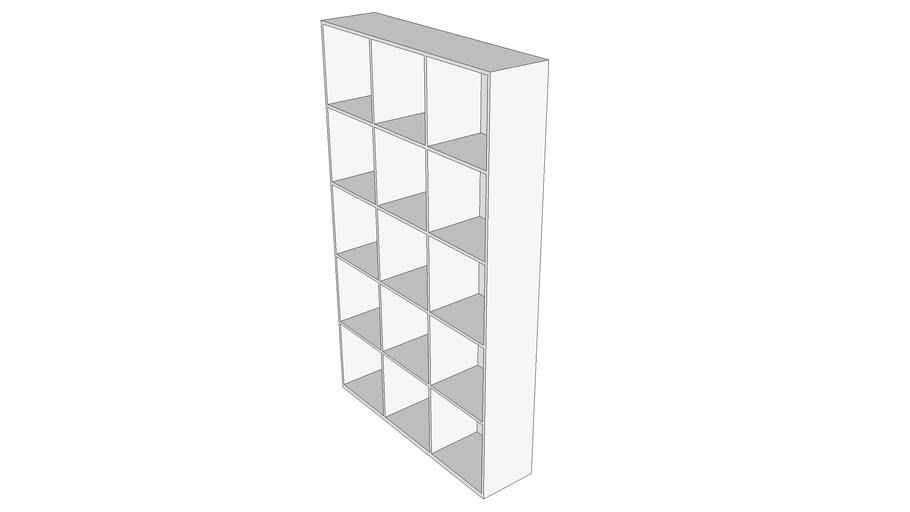 Bookcase 3x5