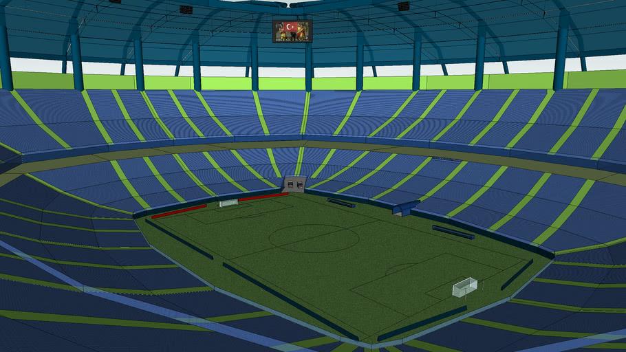 Alper Venue - Modern Stadium -