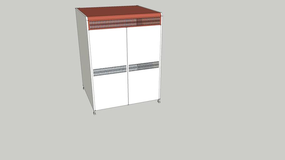 DecSystem 20 Dual Cabinet
