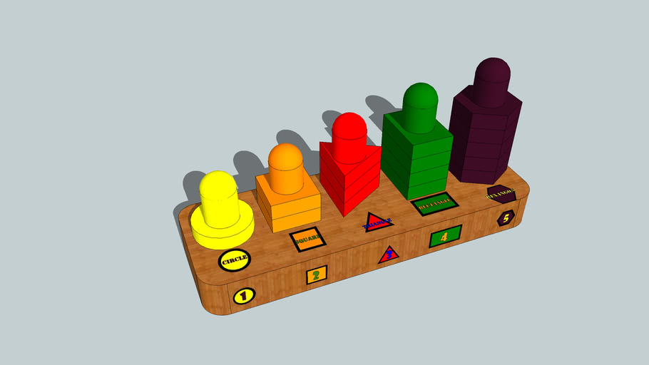 Stack and Sort Toy