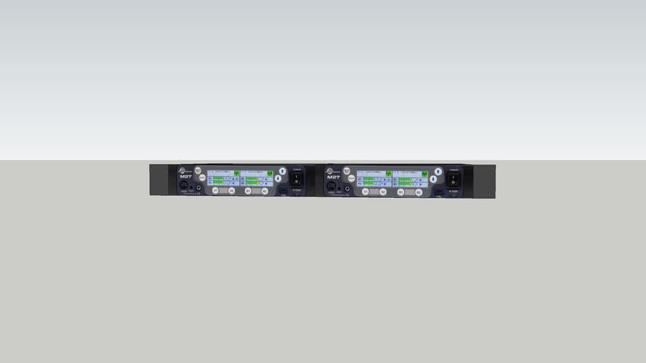 Lectrosonic MT2 Transmitter