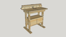 Router Table 1