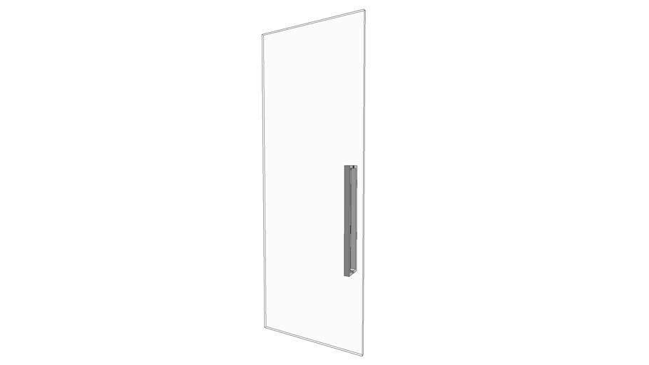 유리문 (glass door)