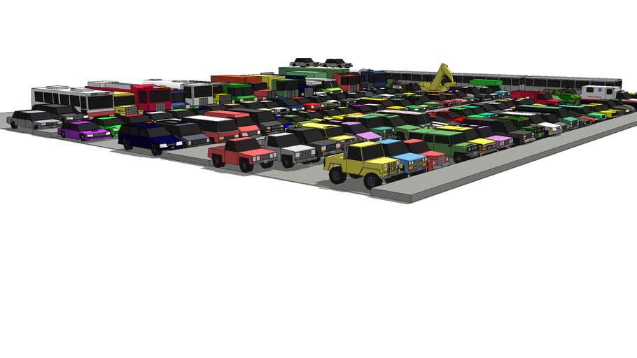 super estacionamento