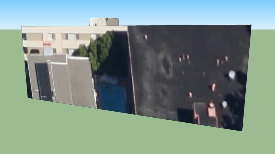 Building in Berkeley, CA, USA