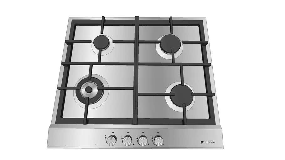 Cooktop Elanto Artigiano - 60cm