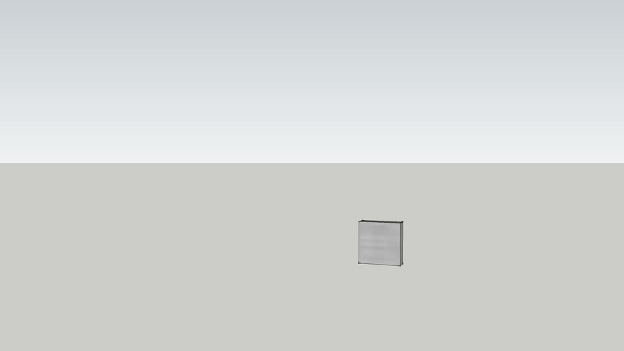 Poignée carrée