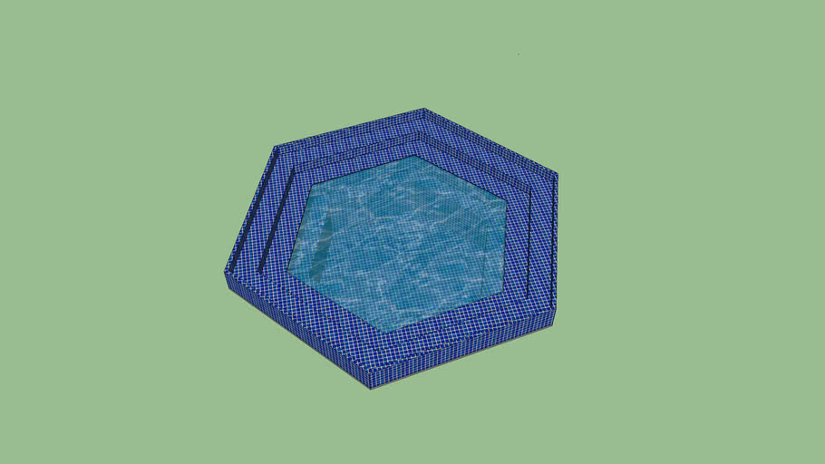Simple Hot Tub