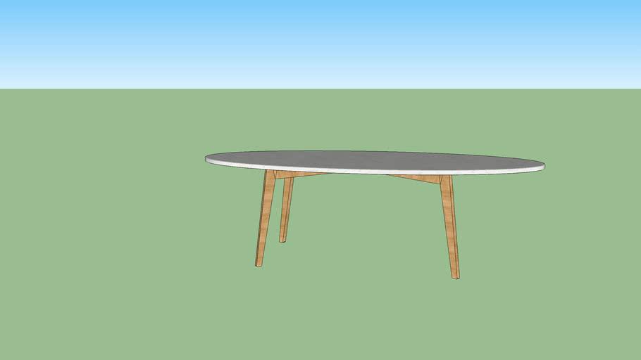Hauck Coffee Table - Wayfair