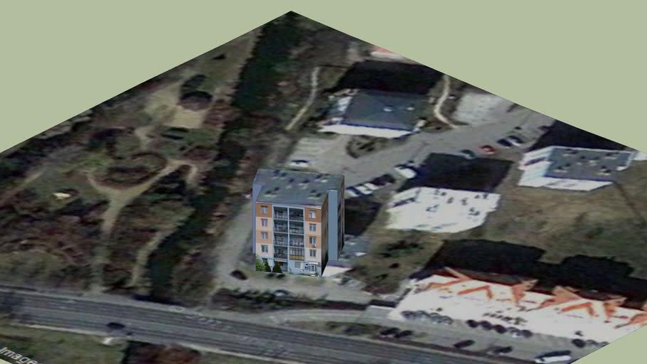 18 residential blocks