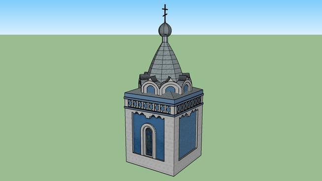 Каплица Воскресенской церкви, г.Петриков