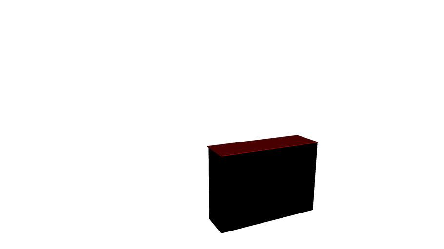 EXFAIR Black Red Theke