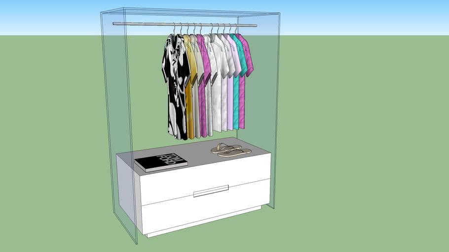 CLOTHES HANGER / arara de roupas