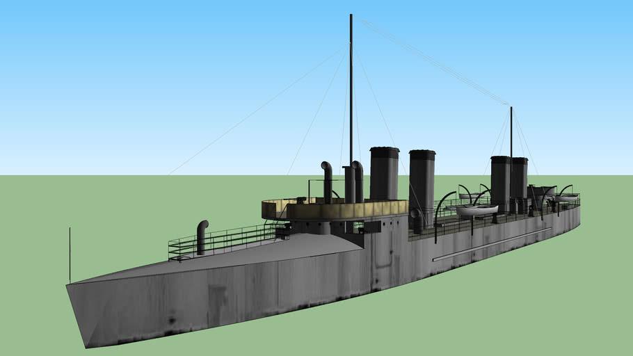 USS Stewart (DD-13)
