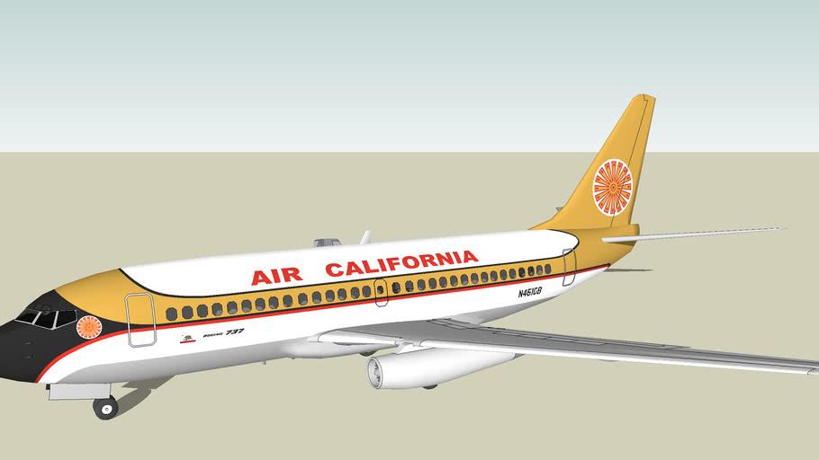 Air California (1968) - Boeing 737-293