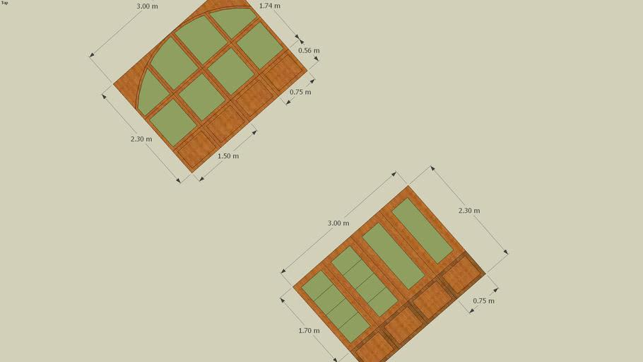 pam and rick 3m accordian doors