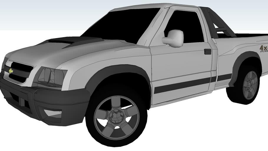 Chevrolet S-10 2 Portas