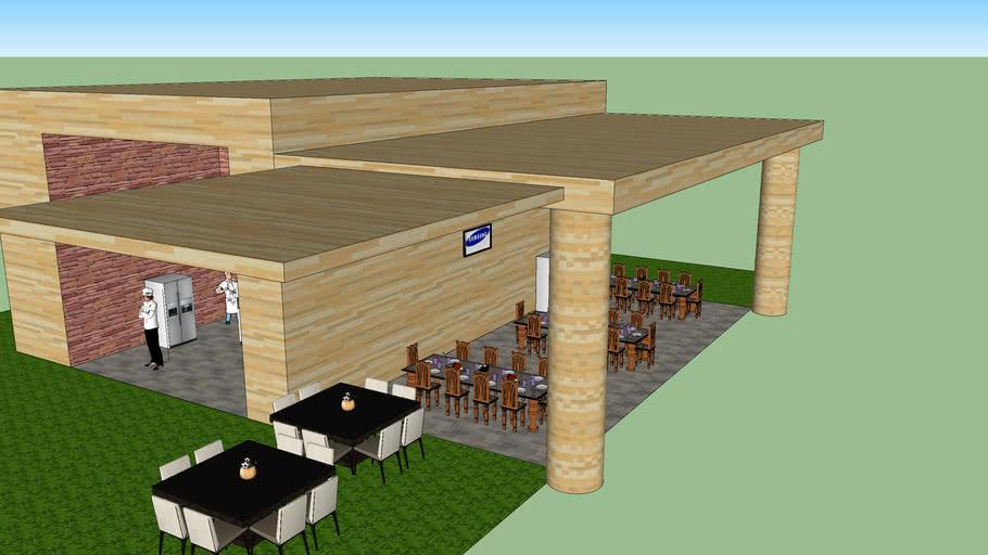 Restaurant Al aire libre