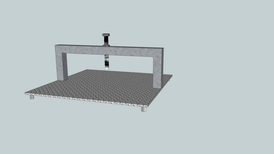 loadcell press