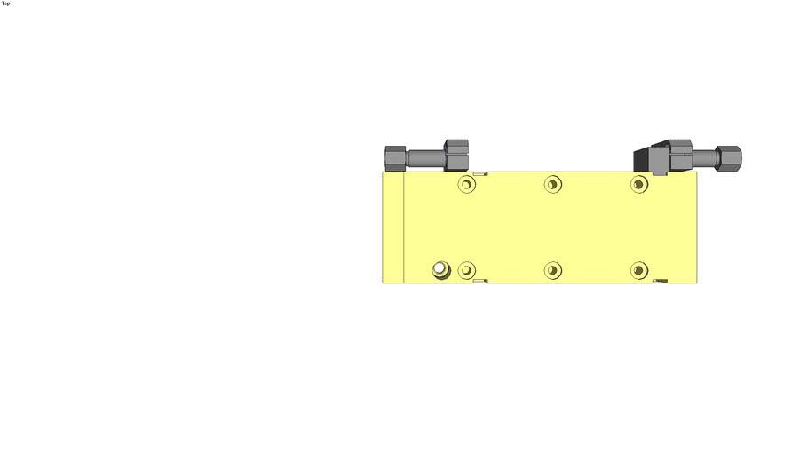 Linearschlitten LS-K-KZ-6-16 mit Kreuzrollenf�hrung