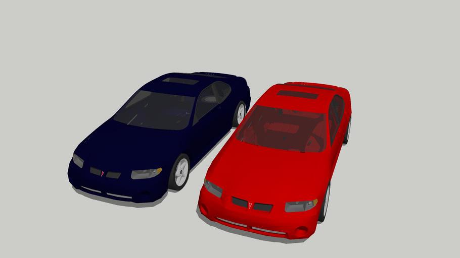 MODEL DUMP: 1997 - 2003 Pontiac Grand Prix GT