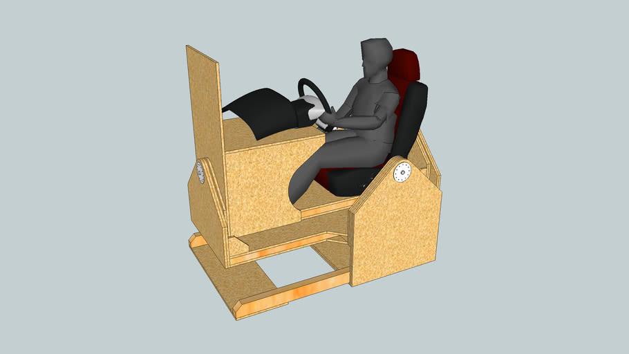 3DOF car simulator