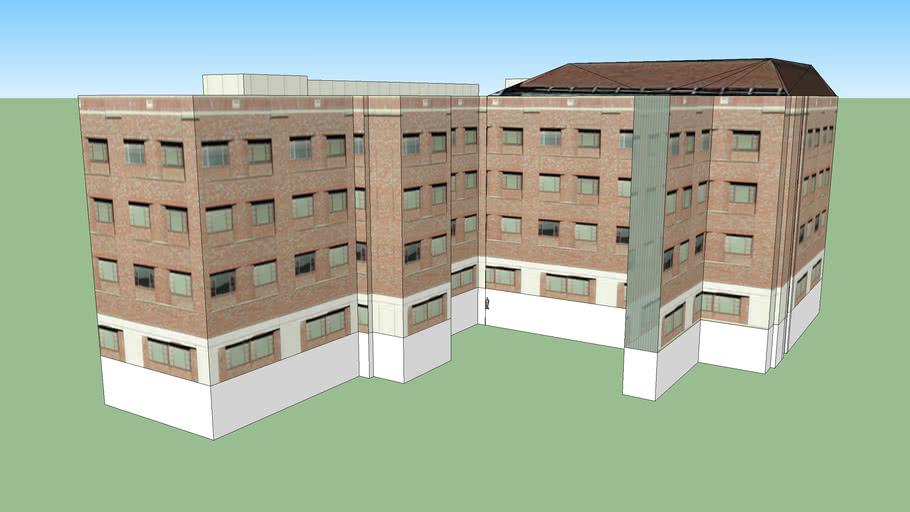 Randall Lab, University of Michigan