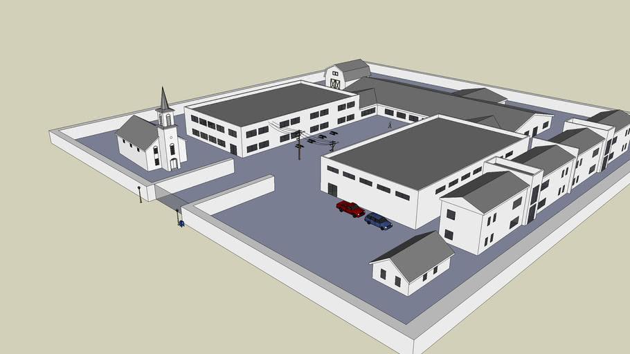 A Boarding school