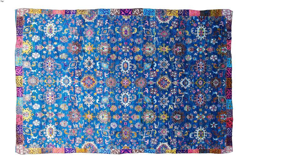 bohemian carpet