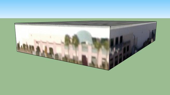 Edificio en Las Vegas, Nevada, EEUU