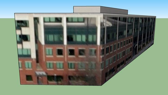 Bâtiment situé Seattle, État de Washington, États-Unis