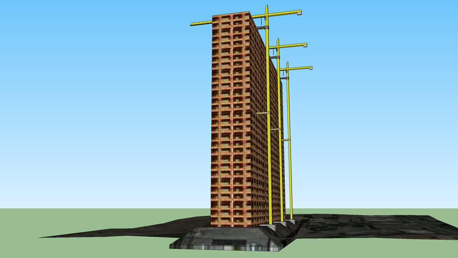miliniom residential & commercial tower