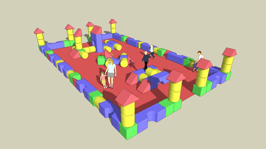 Área de juego infantil