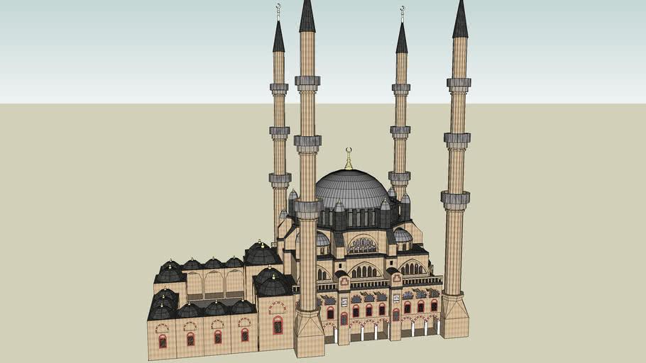 Selimiye Camii, Selimiye Mosque