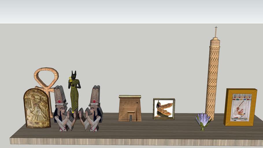 埃及飾品6 Egyptian decorations
