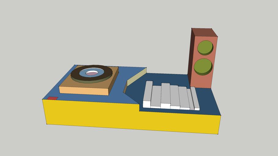 DJ, DJ Table