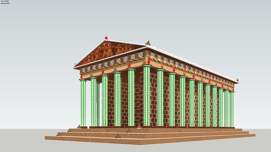 Temple of Gingerbread