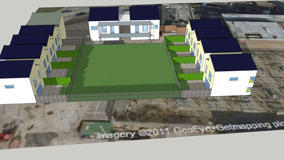 Zero Carbon Homes - Greenwatt Way