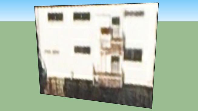 此建築物位於 日本, 琦玉