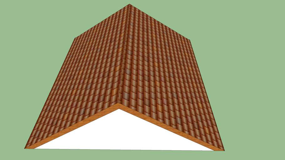 telhado duas aguas